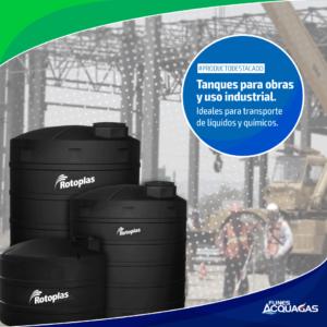 Tanques Rotoplas Funes Acquagas
