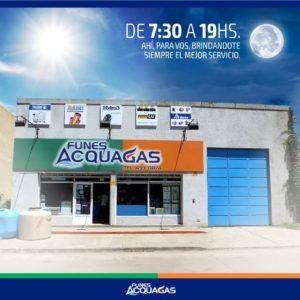 Funes Acquagas