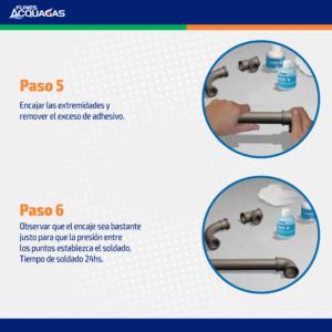 Instalaciòn de gas Funes Acquagas